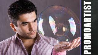 """Шоу мыльных пузырей """"Вручную"""""""