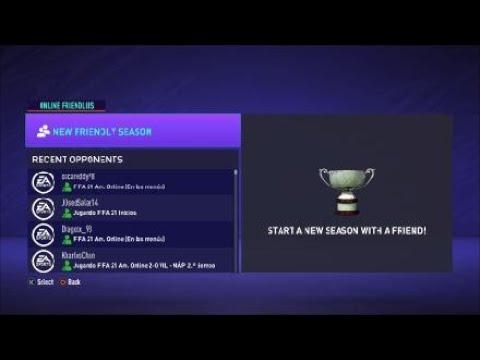 FIFA 21_replay div3 lyon vs standard t2 |