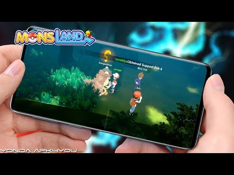 New Gameplay Path 1! Mons Land - Android IOS Gameplay