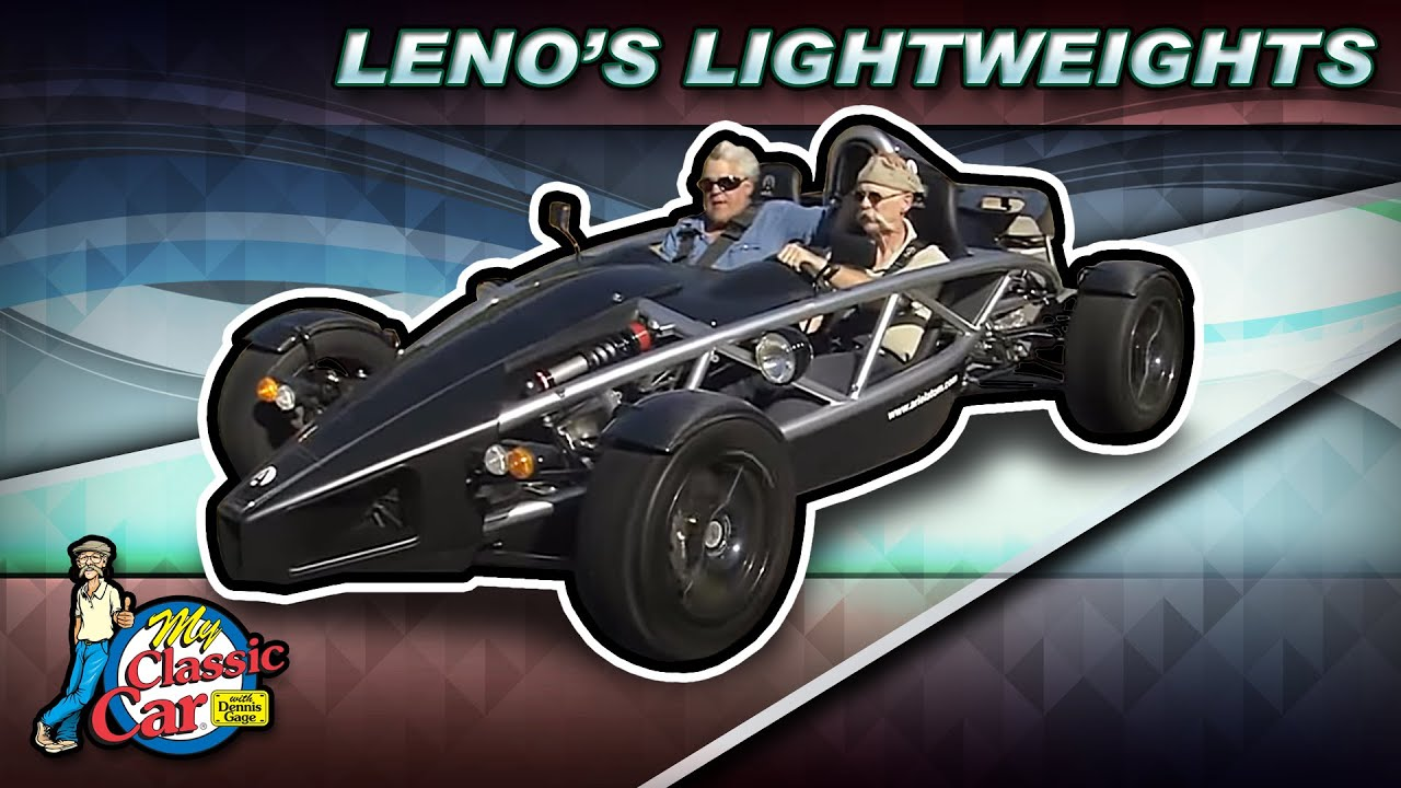 Jay Leno's High Performance Sports Cars - YouTube