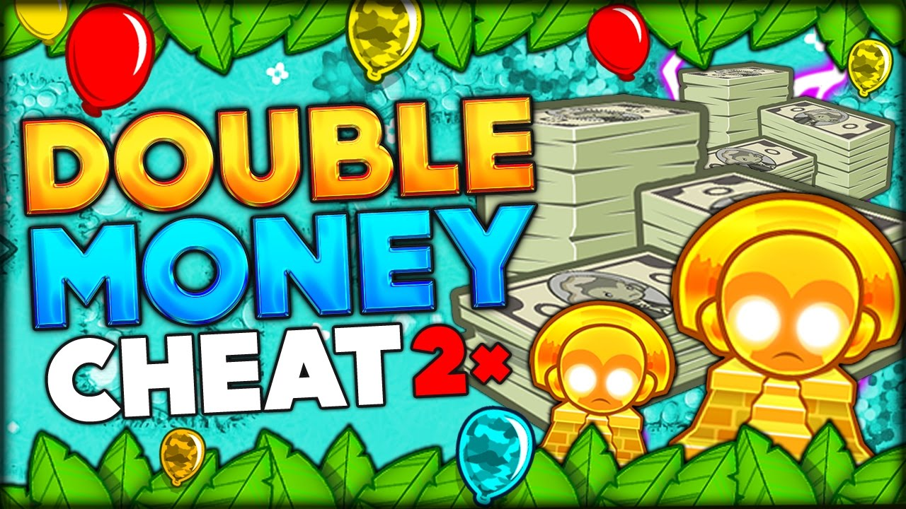 UNLOCKING THE BEST CHEAT EVER IN BLOONS TD 5!! THE DOUBLE CASH SPECIAL!!  (Bloons Tower Defense 5)