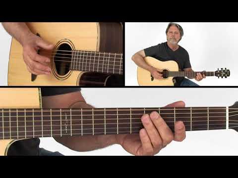 Guitar Lab: Solo 12-Bar Blues - Rhythm 101 pt. 2 - Brad Carlton