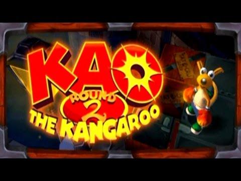 KAO the Kangaroo 3 Mystery of Volcano Као и загадка