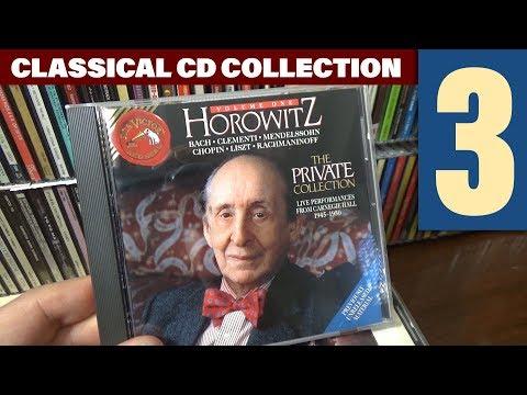 My Classical CD Collection, Vol. 3: Horowitz, Milstein, Heifetz, Rubenstein, Francescatti...