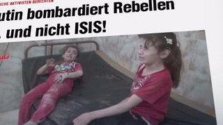 Информационная война: европейские СМИ сделали первые вбросы о действиях России в Сирии