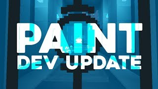Lila ist ALLE Farben!! + Fließbänder! | PAINT2 Dev Update