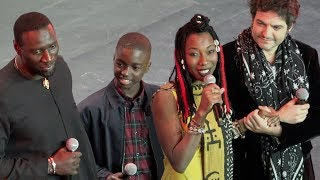 Yao - Avant-première Paris - Omar Sy, M, Fatoumata Diawara (Le Grand Rex, 15/01/2019)