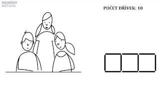 Zábavná matematika podle Hejného – prostředí Dřívka