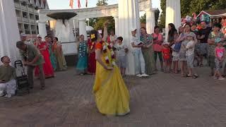 Индийский танец, Витязево