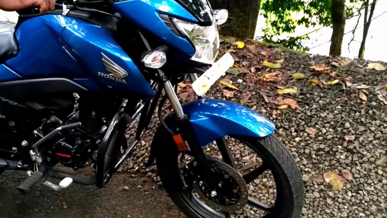 medium resolution of honda livo athletic blue metallic colour youtube