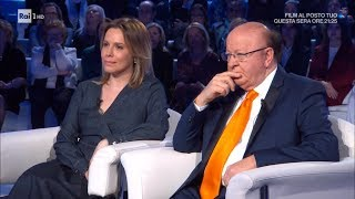 Massimo Boldi e Irene Fornaciari -  Domenica In 26/01/2020