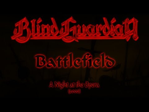 Blind Guardian - Battlefield (Lyrics English & Deutsch)