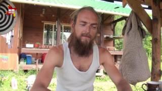 """Корреспонденты """"Комсомольской правды"""" провели несколько дней в эко-поселении """"Чистое небо"""""""
