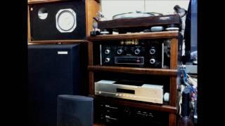 レコード再生です カートリッジは、GLANZのGMC-20Eとなります。 一応 わ...