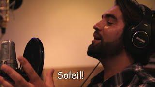 Enrico Macias ft. Kendji Girac  - Adieu Mon Pays (Paroles)