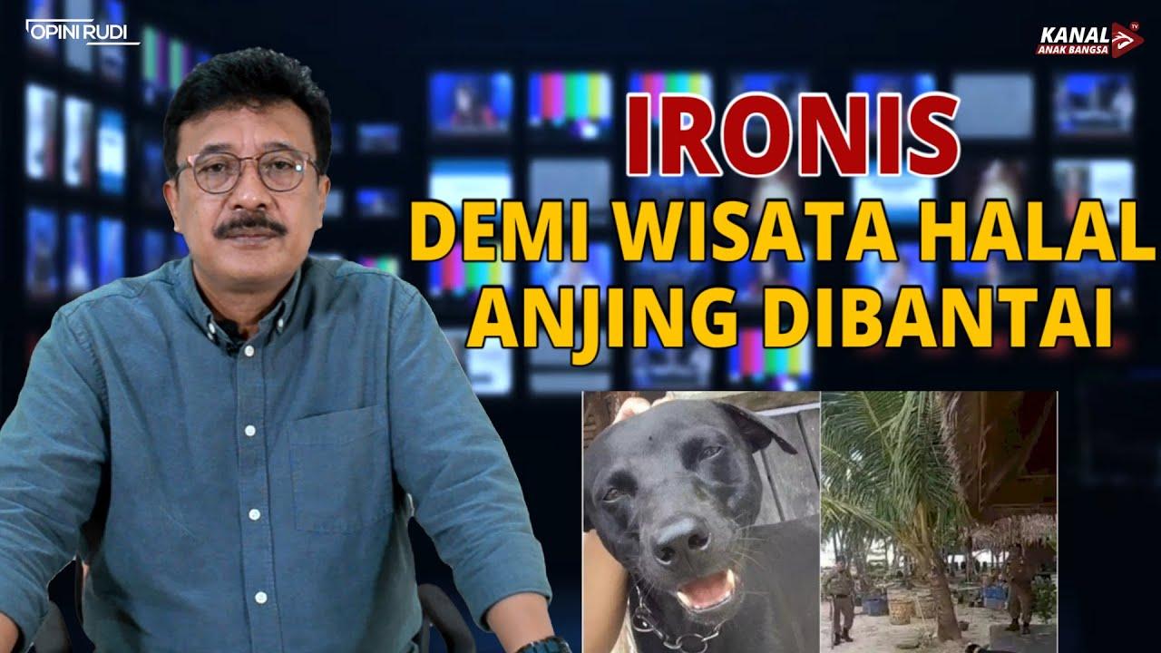 Download IRONIS ..... DEMI WISATA HALAL ANJ1NG DIB*NTAI