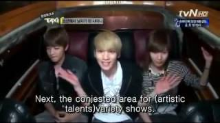 shinee taxi eng sub part 1