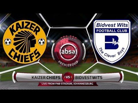 Absa Premiership 2018/19   Kaizer Chiefs vs Bidvest Wits