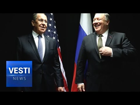 Pompeo Set to Meet With Putin; Can't Match Russian Foreign Secretary's Razor Sharp Wit Though