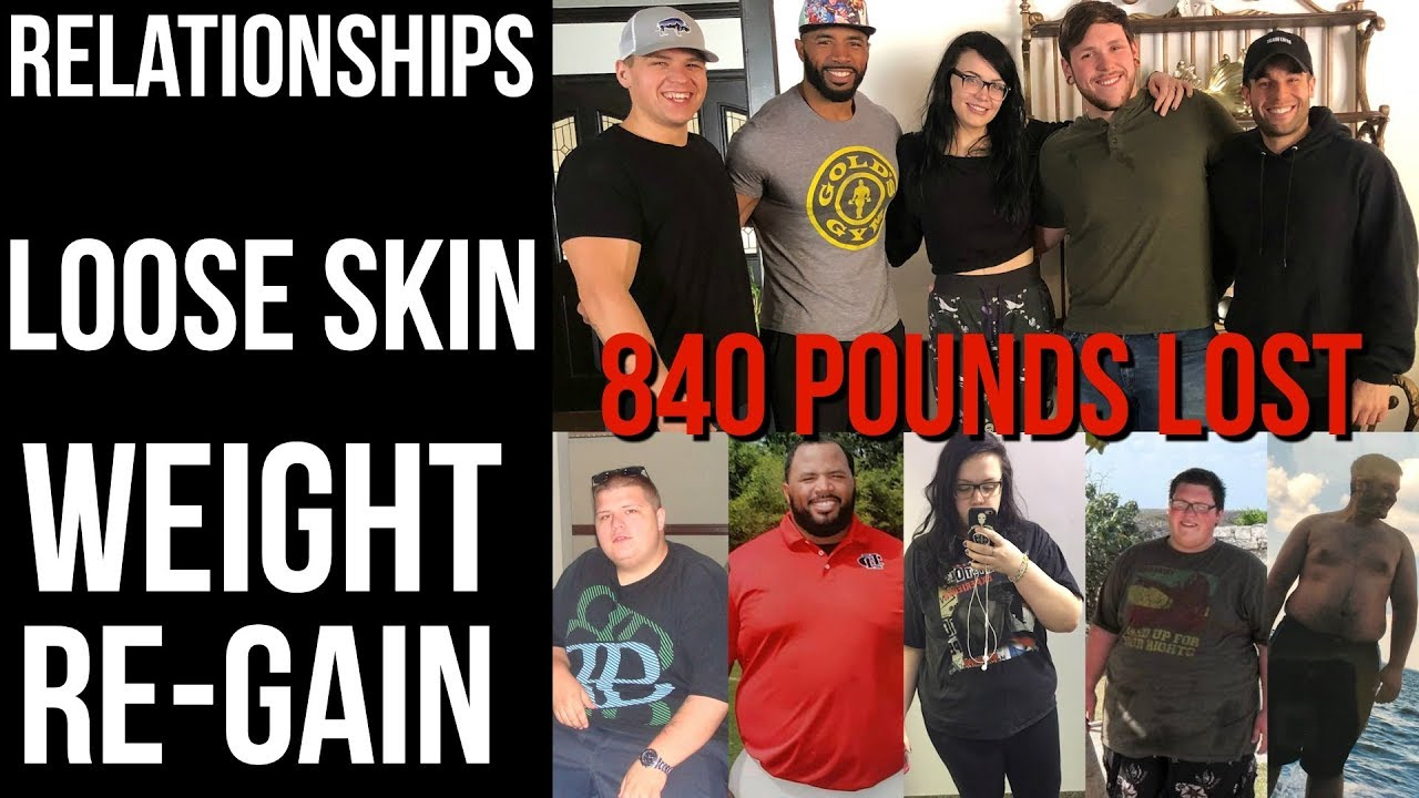 Loose Skin & Relationships After Massive Weight Loss (Pt 2) #1