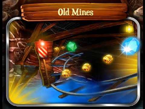Rail Rush – #1 Old Mines (Track Guide – All Zones and Shortcuts)