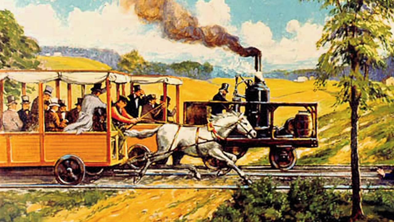 Tom Thumb Locomotive