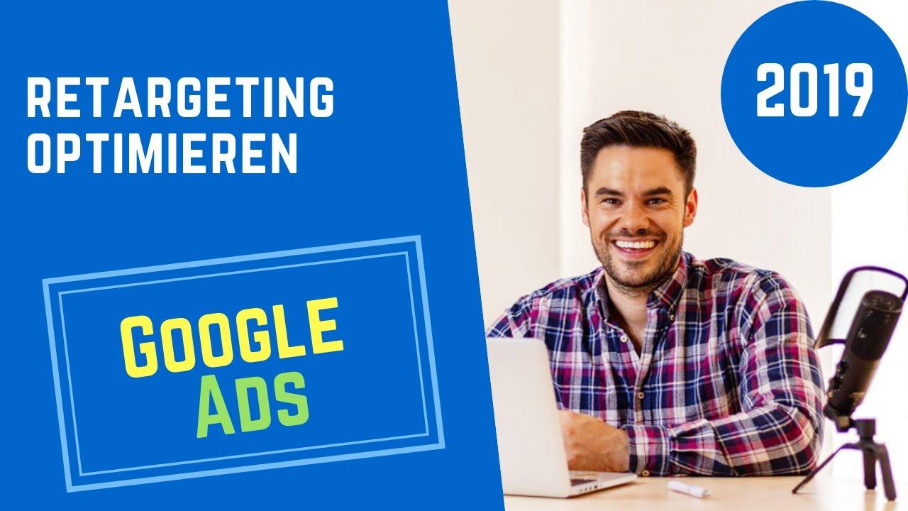 Google Ads Remarketing optimieren : Zielgruppen von Google Analytics importieren zu AdWords
