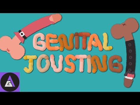 Genital Jousting: The Most Inappropriate Game Ever Made?? |