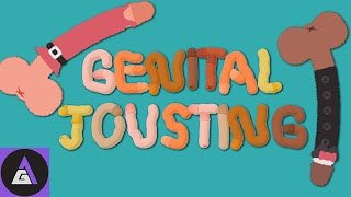 genital jousting the most inappropriate game ever made
