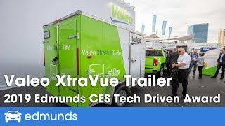 Valeo XtraVue Trailer | 2019 Edmunds CES Tech Driven Awards