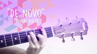 Baixar TUTORIAL   Bárbara Dias ensina a tocar a faixa 'De Novo'