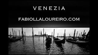 VENEZIA, BLACK AND WHITE PHOTOGRAPHY - © FABIOLLA LOUREIRO