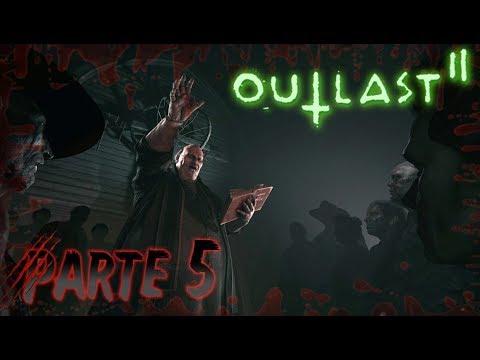 ESTE JUEGO ME LA P*LA | Parte 5 | Outlast 2