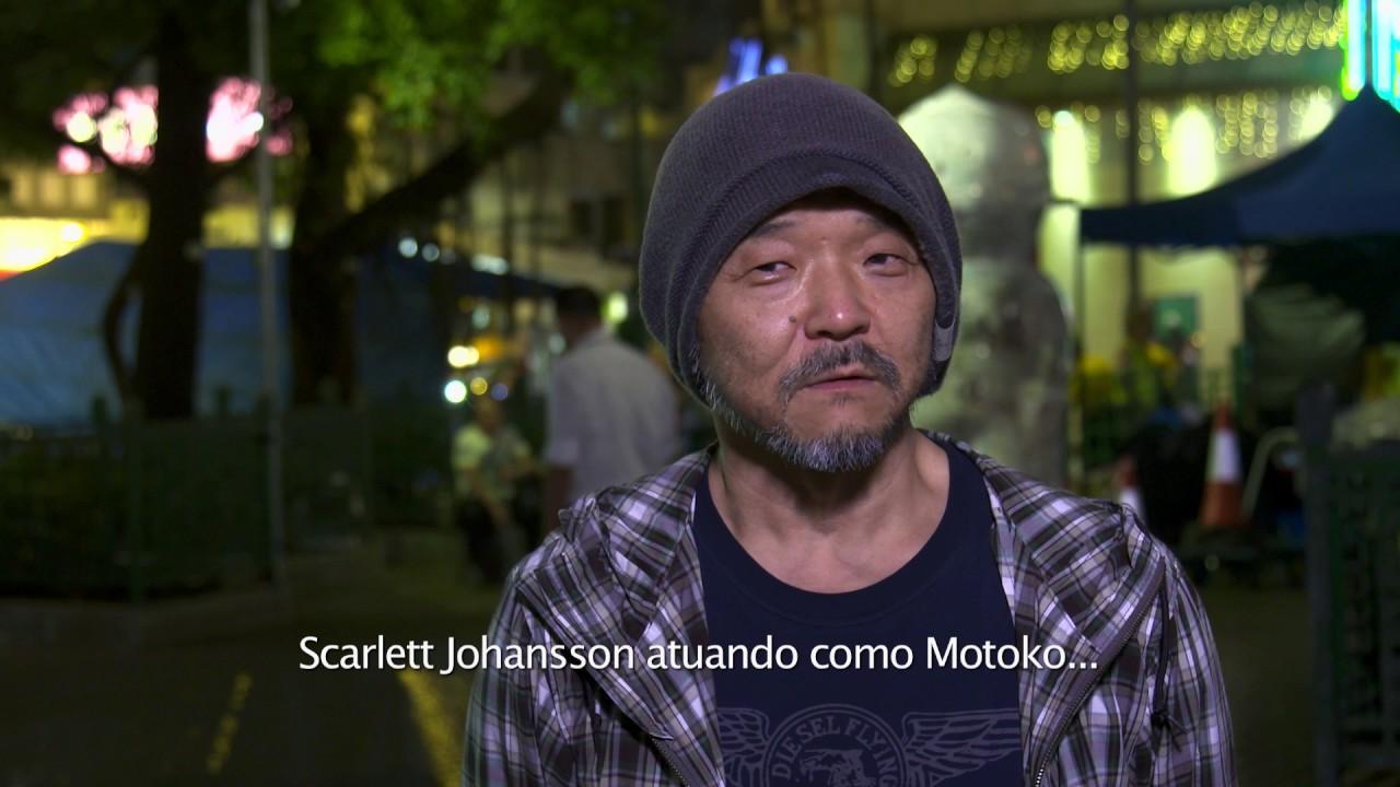 "A Vigilante do Amanhã - Ghost in the Shell | Bastidores: ""Mamoru Oshii"" | Paramount Brasil"