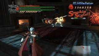 Legendary Dark Knight - SSS - Mission 15 - Devil May Cry 4
