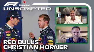 Christian Horner Interview | F1 Unscripted | Heineken Non-Race Sundays