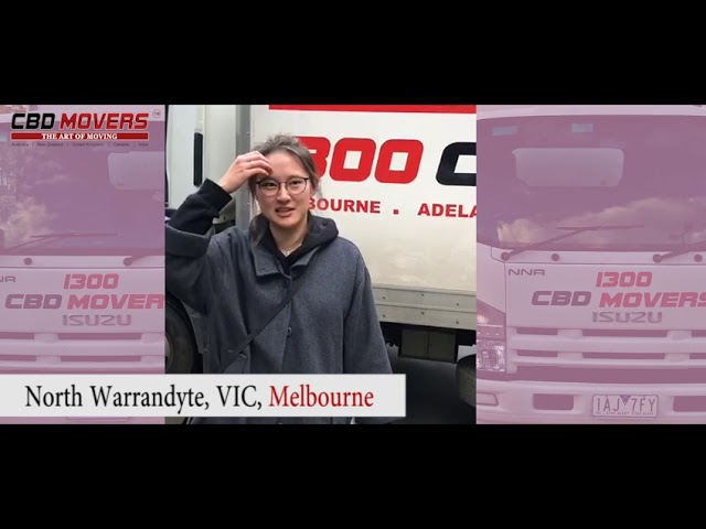 Trustworthy Removals in North Warrandyte, VIC, Melbourne
