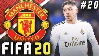 Signing Fede Valverde!! Uefa Super Cup Final!! - Fifa 20 Manchester United Career Mode Ep20