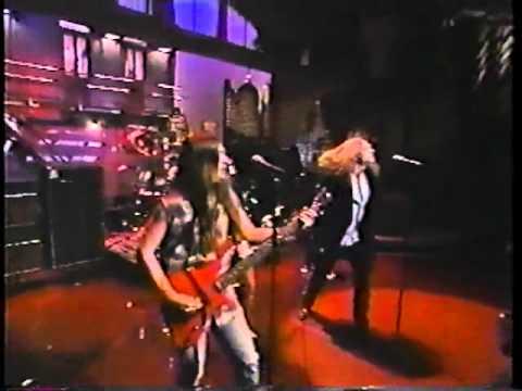Good to Be Alive – Slash's Snakepit on David Letterman Show 1995