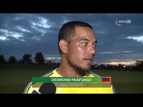 2016 OFC U17 Preliminary Championship - SAMOA