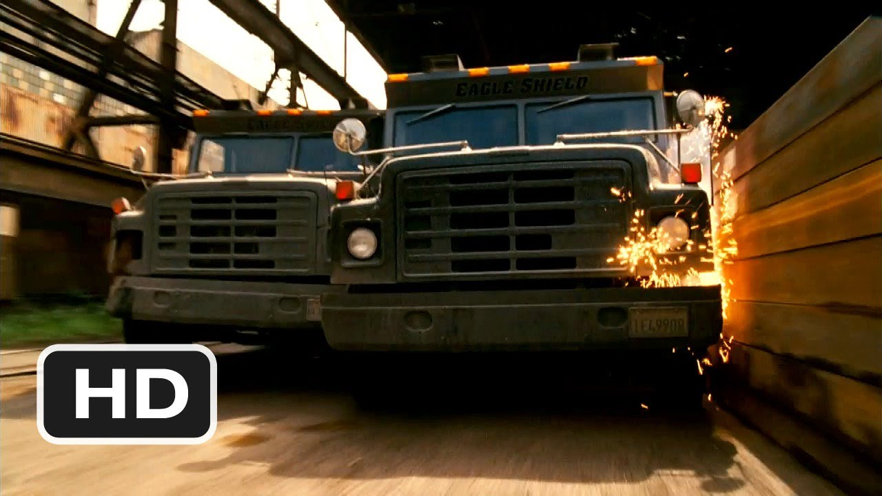armored 2 movie clip armored car chase 2009 hd youtube