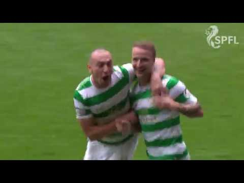 Griffiths scores v Rangers on 100th league appearance