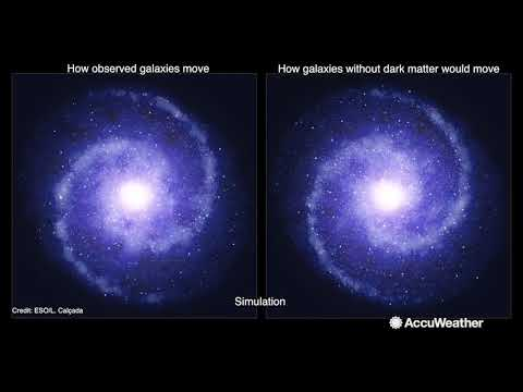 "Astronomers discover ""ghostly"" galaxy that contains no dark matter"