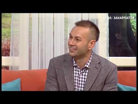 """Антон Симкович - мандрівник у """"Ранку з UA:Закарпаття"""""""
