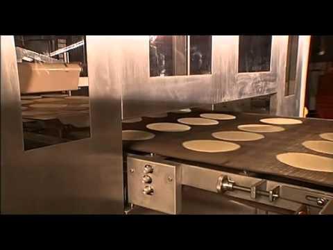 how to use manual chapati press