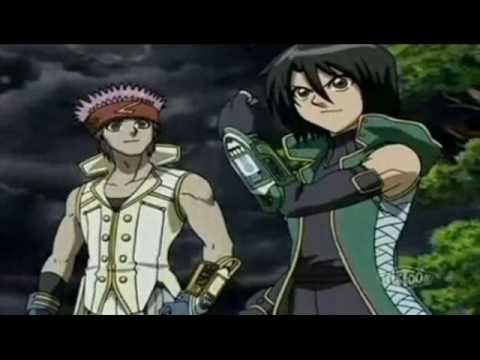 Maskie -chan will make a man out of the bakugan boys and mira.