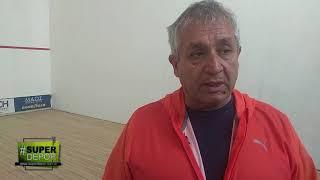 El protocolo de la escuelita de squash del Club Centenario