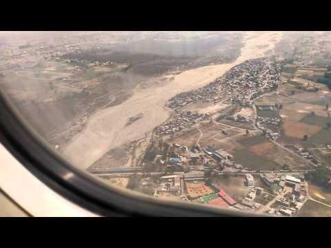 Landing at Dehradun Jolly Grant Airport
