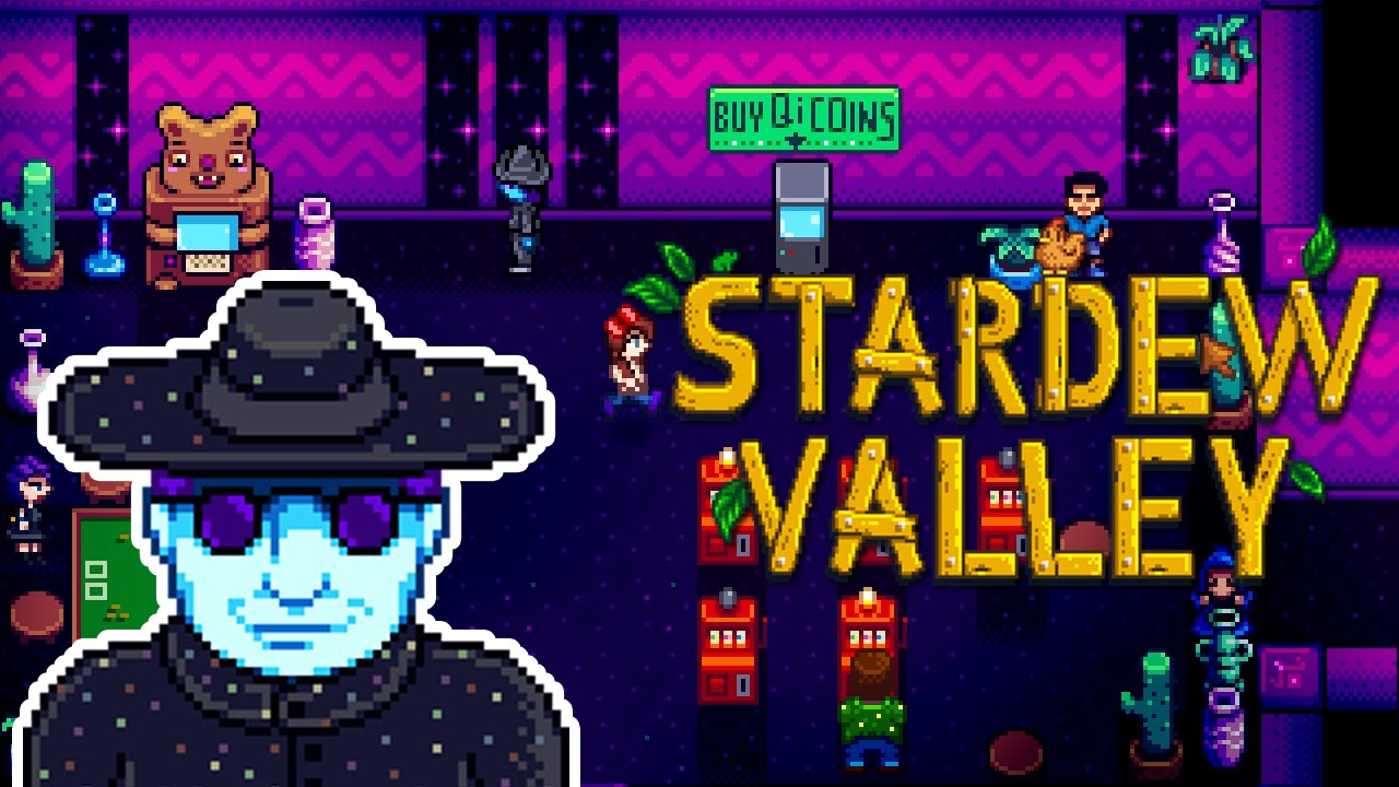 Stardew Valley Casino