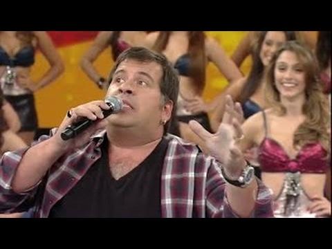 Leandro Hassum faz comedia para Rir Muito no Saco de Risadas